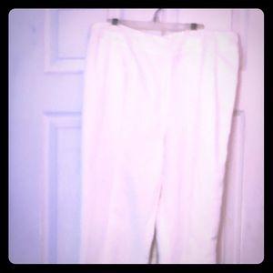 KASPER Linen Suit Pants